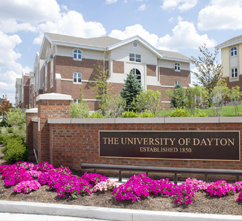 "University of Dayton - ""Cost Effective and Reliable"""